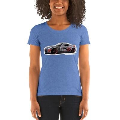 Women's Racecar Tee