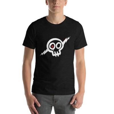 White Skull T-Shirt, Unisex