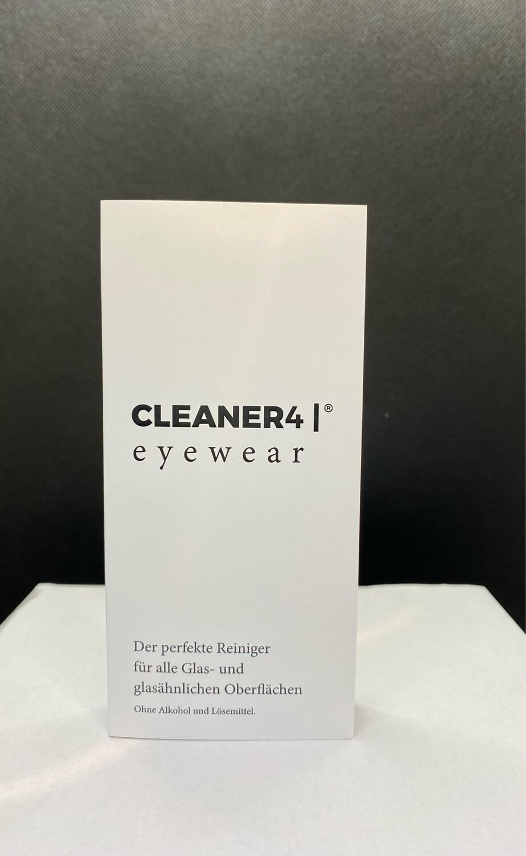 Cleaner 4 Eyewear Brillenreiniger