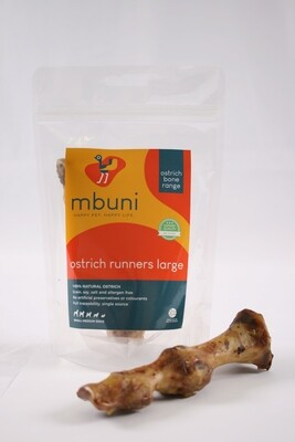 Ostrich Runners Large