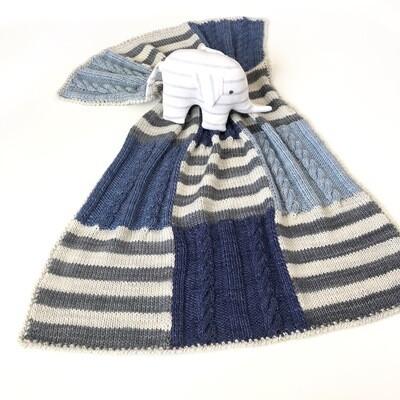 Zoe Baby Blanket