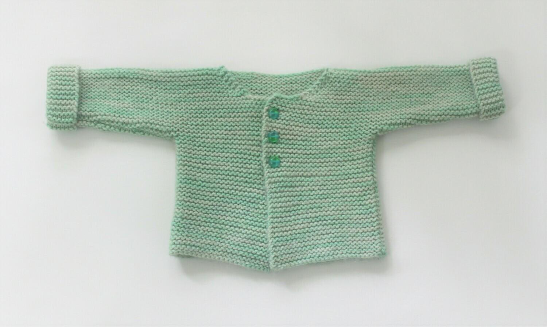 New Baby Sweater