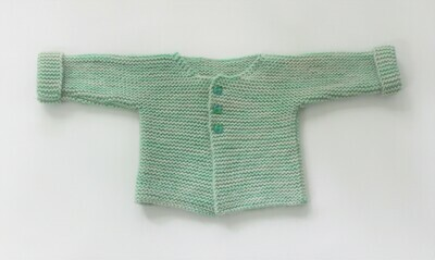 New Baby Sweater