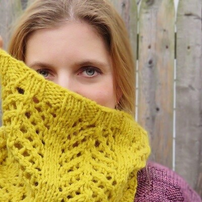 Narwhal Cowl