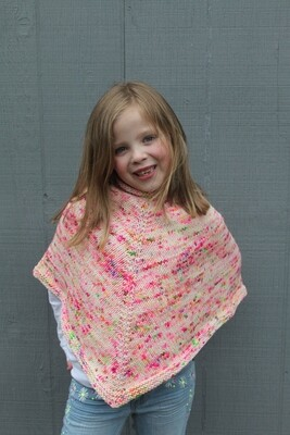 Basic Children's Poncho