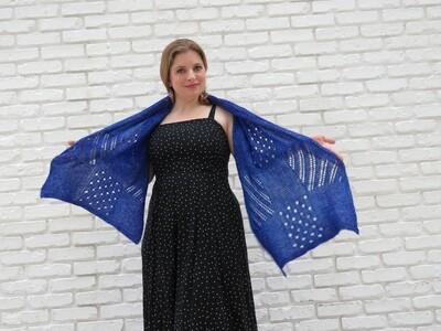 Modern Lace Wrap