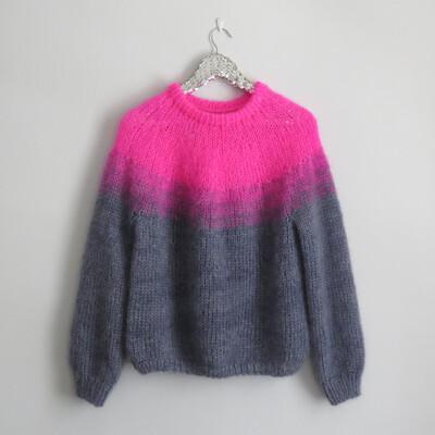 Quadruple sweater