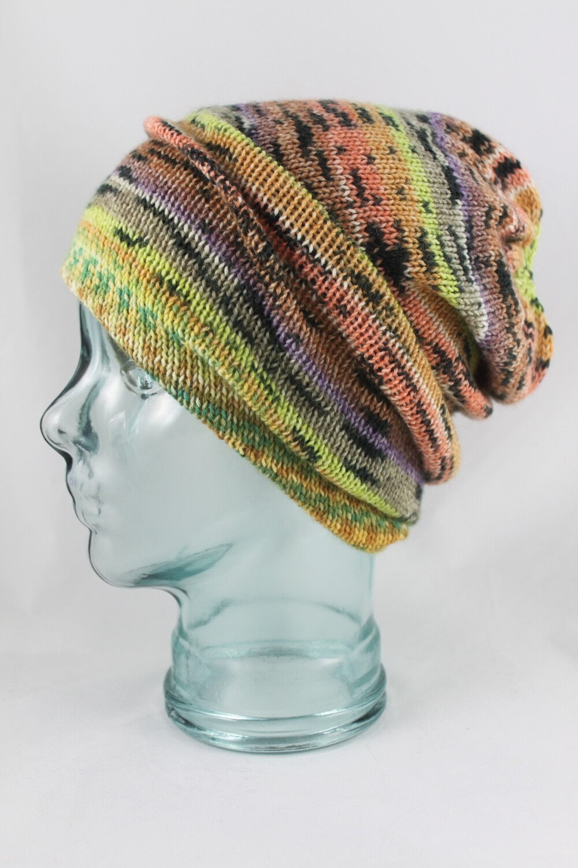"""Magic Hat"" in Reversible Lime Greens"
