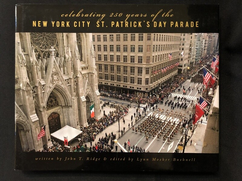 St. Patrick's Day Parade Book