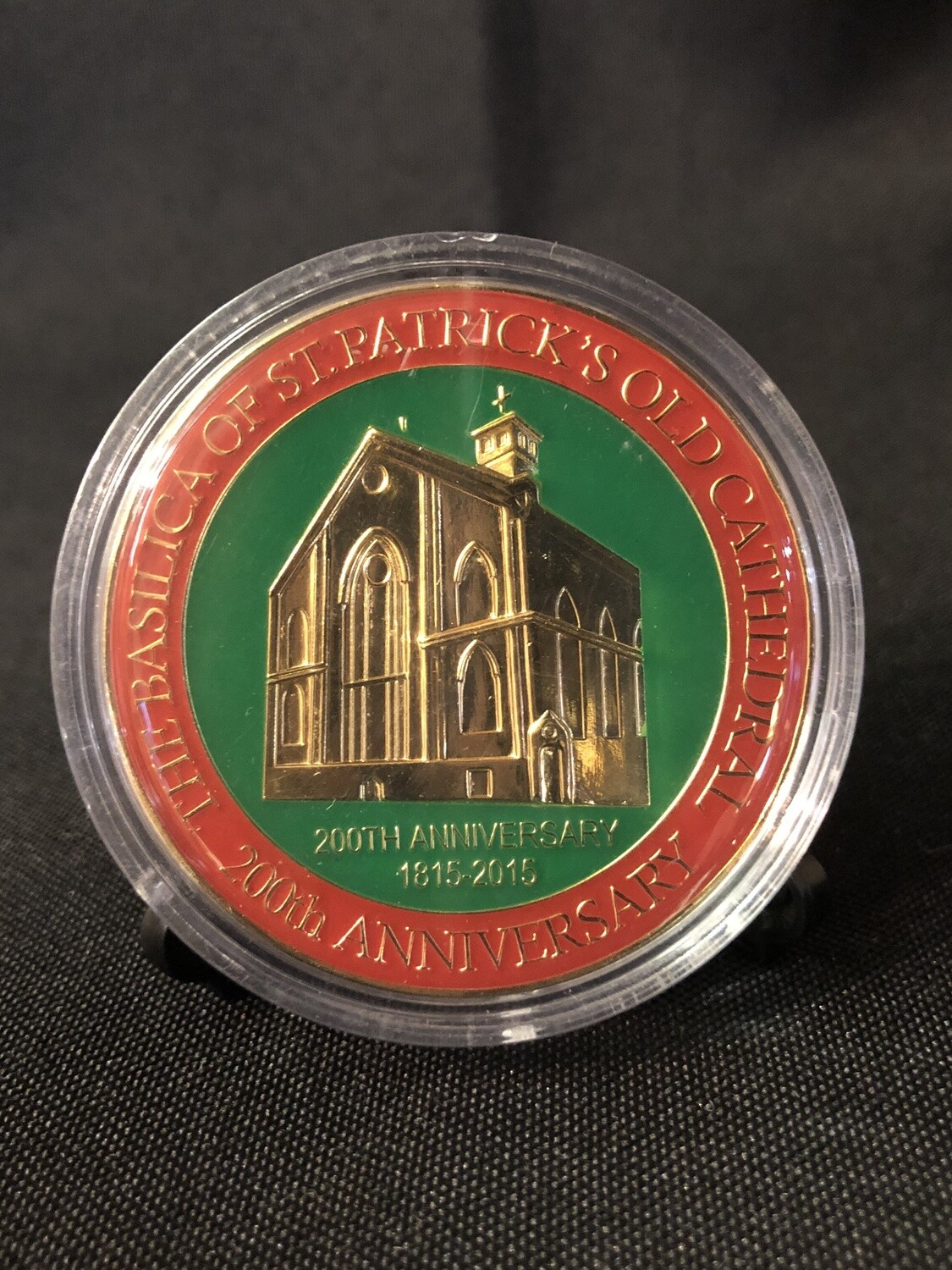 200th Anniversary Coin
