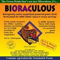 Bioraculous Case of 24 /Tariff:210690 Origin:USA