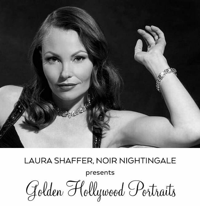 Laura Shaffer 2021 Golden Hollywood Calendar with Almanac