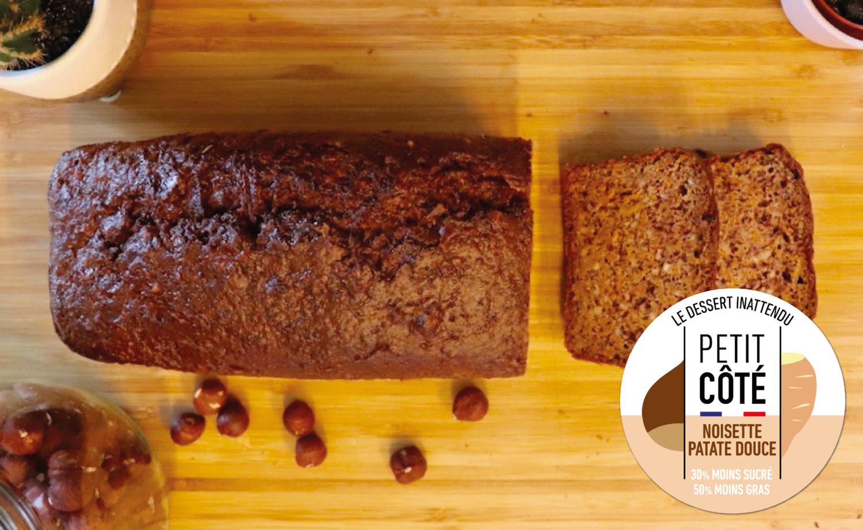 Gâteau à la Noisette et à la Patate Douce (6/8 pers)