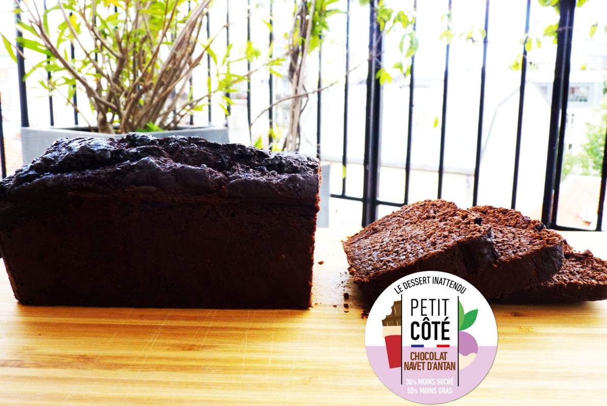 Gâteau au Chocolat et Navet d'Antan (6/8 pers)