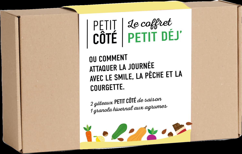 Coffret Petit Dej'