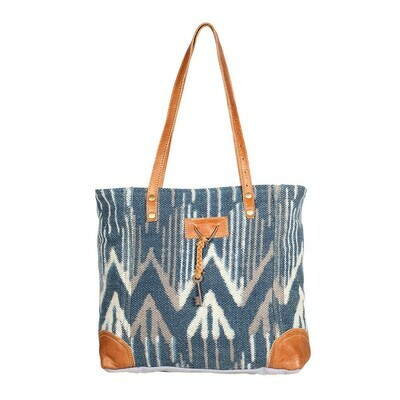 Beholden Blue Tote Bag