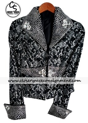 Black & Silver Jacket