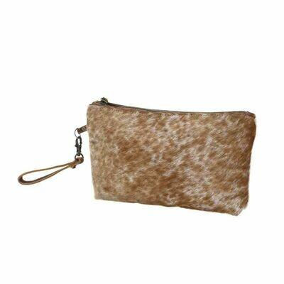 Light Brown Shaded Hairon Small Bag