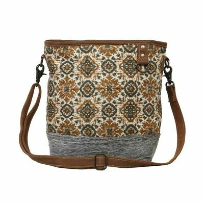 Shades Of Tan Shoulder Bag