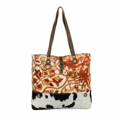 Rustic Affair Tote Bag