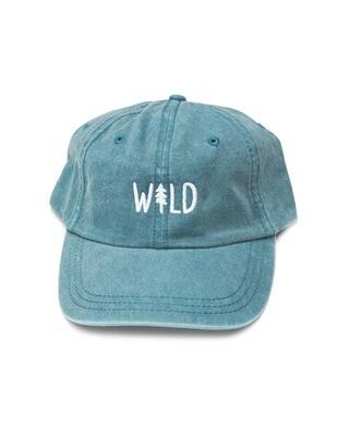 Wild Pine Hat - Coastal Blue