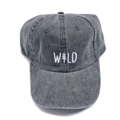 Wild Pine Hat - Smoke