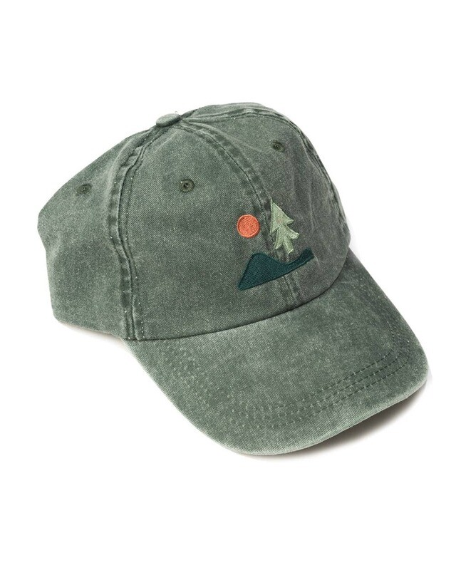 Lone Pine Hat - Forest
