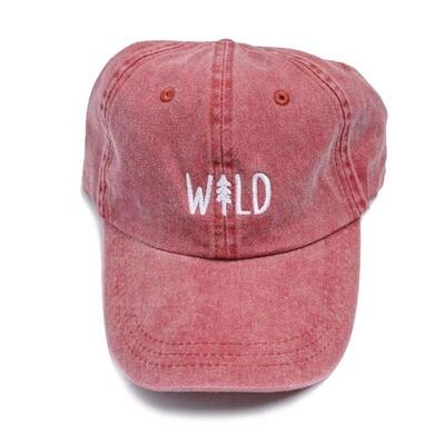 Wild Pine Hat - Berry