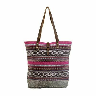 Polychromatic Tote Bag