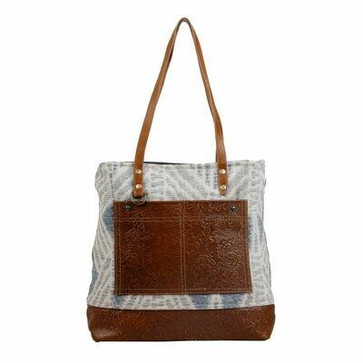 Urbane Elegance Tote Bag