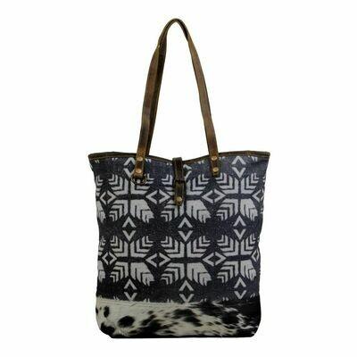 Folky Tote Bag