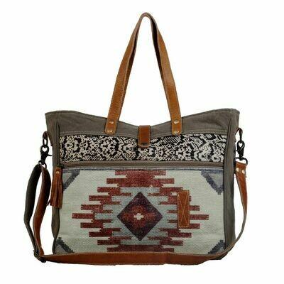 Amber Cool Messenger Bag