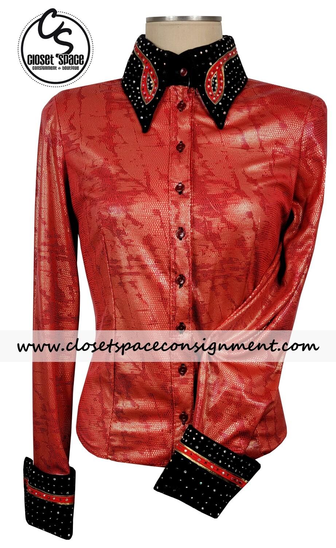 Red & Black Shirt