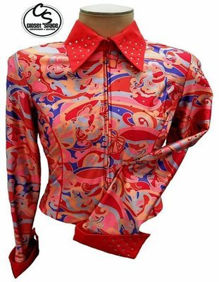 'Hobby Horse' Melon Shirt - NEW