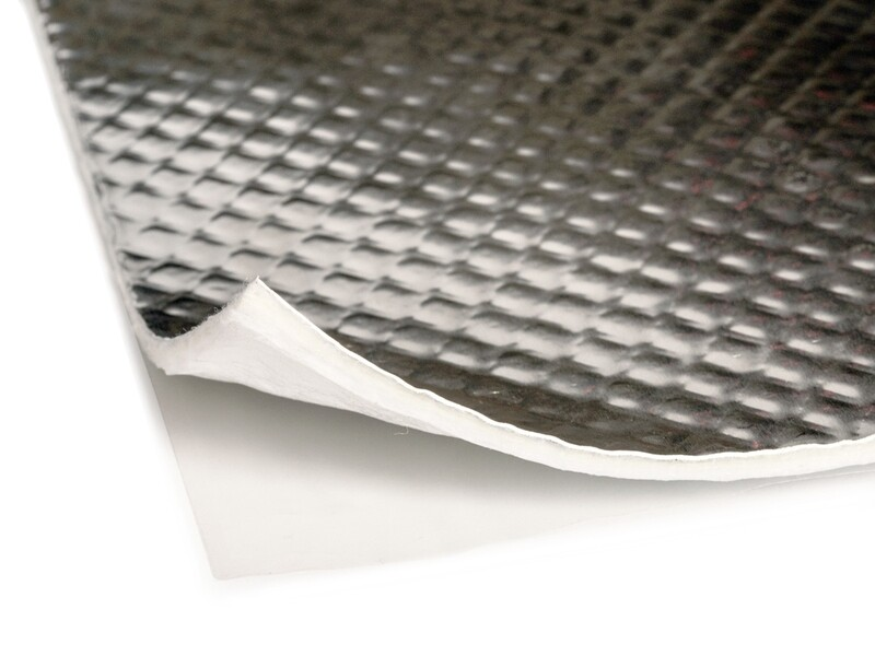 PEEL AND STICK HEAT SHIELD 600mm x 1060mm
