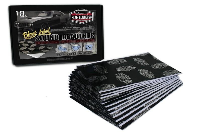 1 x BOX OF SOUND DEADENER STAGE 1
