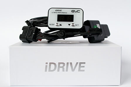 IDRIVE THROTTLE CONTROLLER TO SUIT FORD RANGER RAPTOR