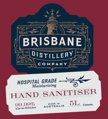 Hand Sanitiser 5L