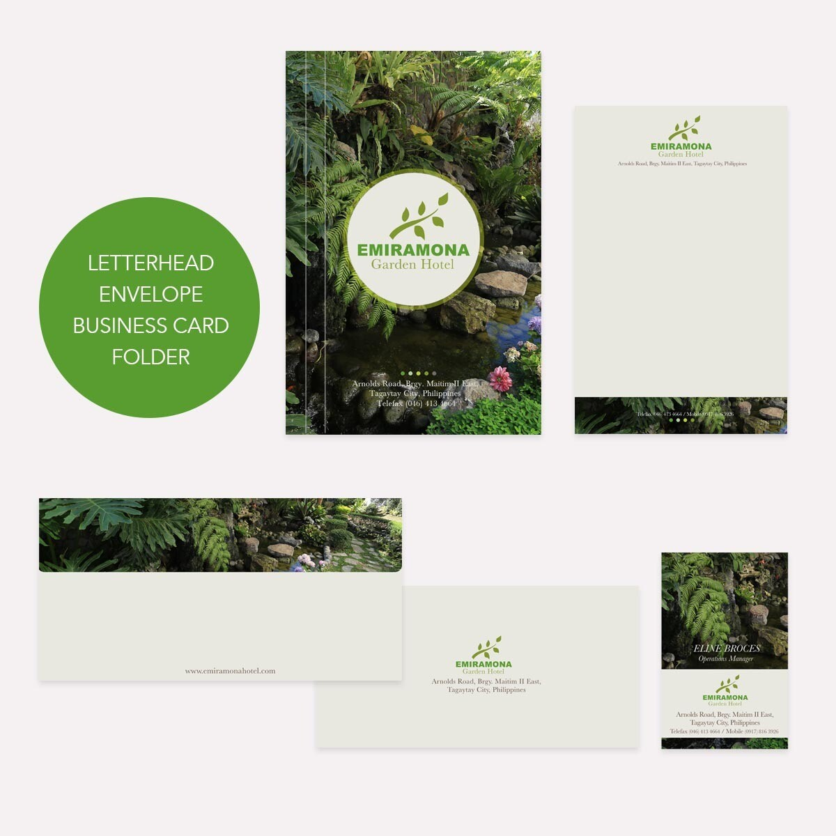 Corporate Identity Brand Development