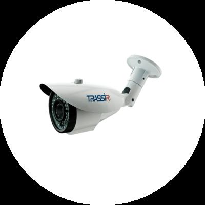 1.3 Мп IP-камера TRASSIR TR-D2111IR3 (3.6 мм) с ИК-подсветкой