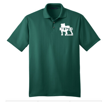 BOOSTERS Port Authority® Performance Fine Jacquard Polo-K528