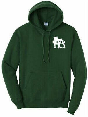 PC78H Port & Company® - Core Fleece Pullover Hooded Sweatshirt