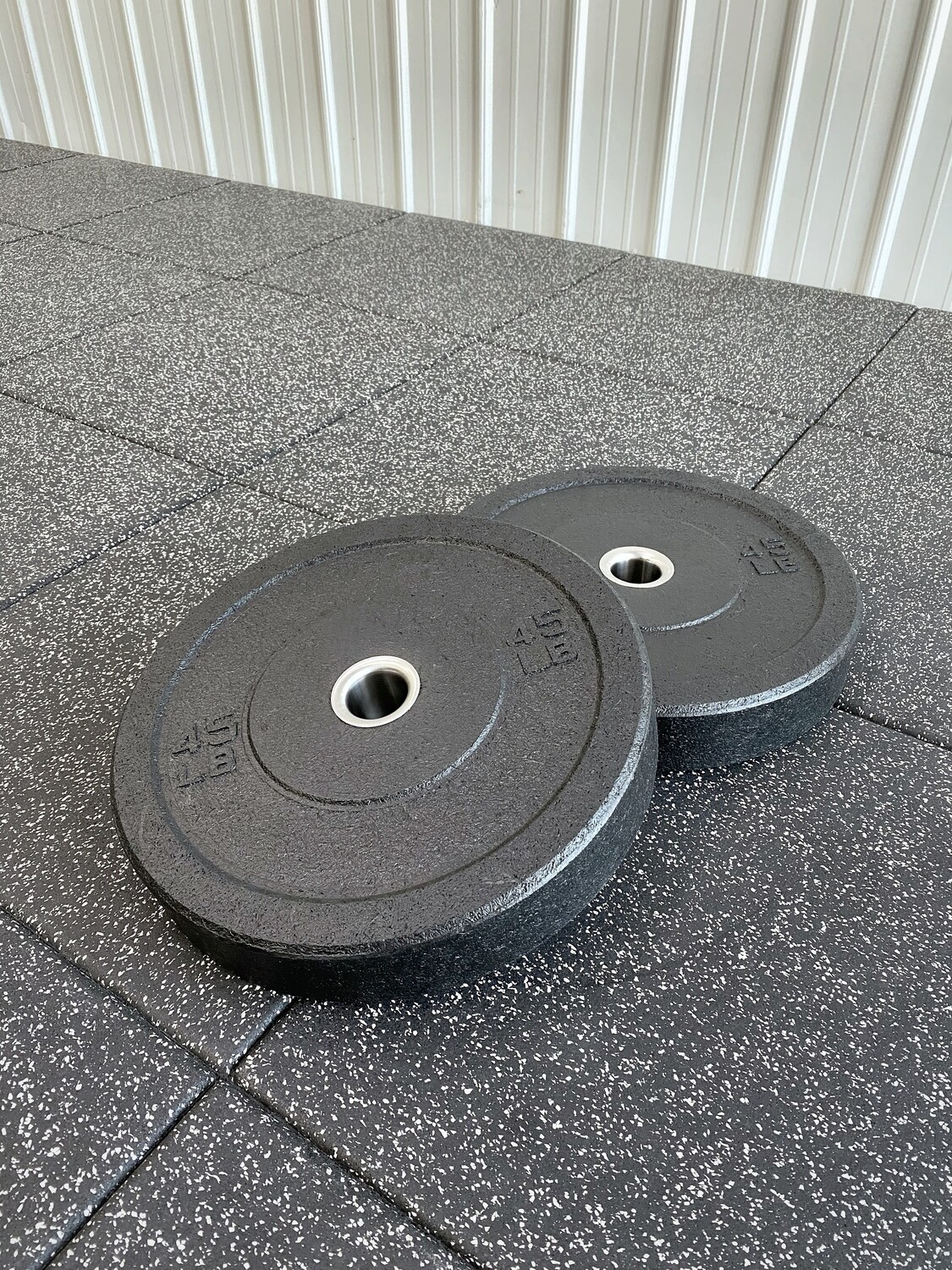 35LB High Impact Bumper Plates (Pair)