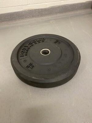 35LB Body Solid Crumb Rubber Bumper Plate