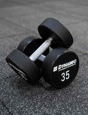 35 lb Urethane Dumbbell (Pair)