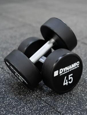 45 lb Urethane Dumbbell (Pair)