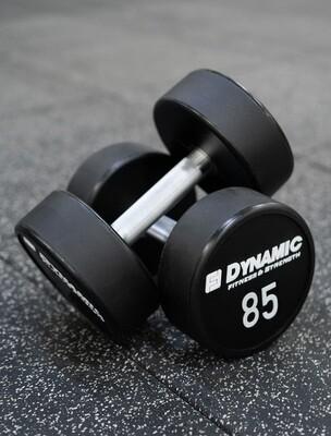 85 lb Urethane Dumbbell (Pair)