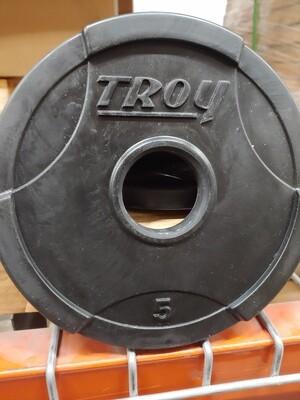 5LB Troy Change Plate