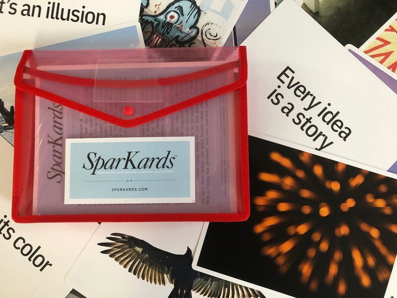 SparKards 8.5x11 100 pack