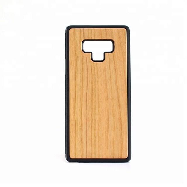 Note 9 Cherry Wood Case